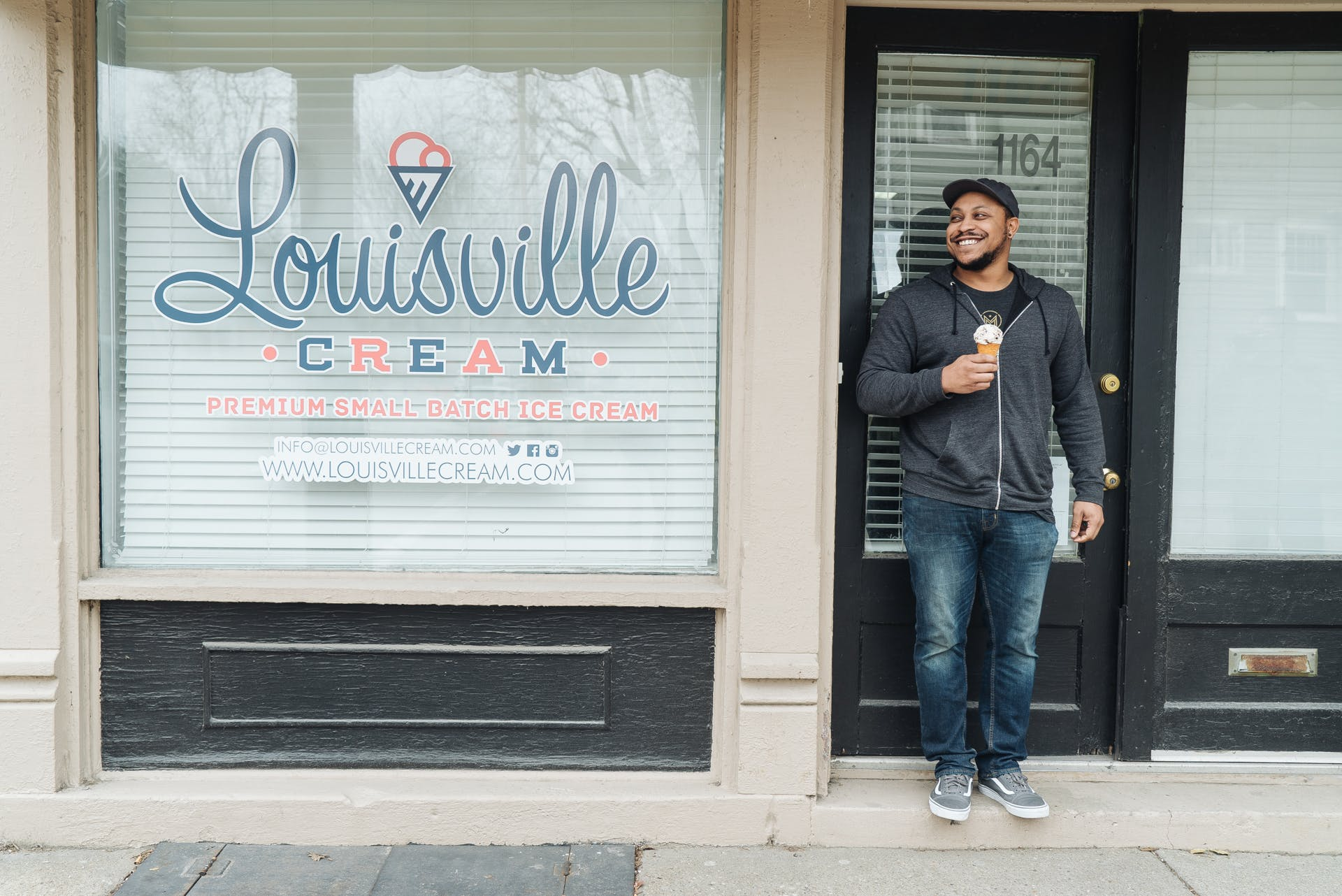 Louisville Cream