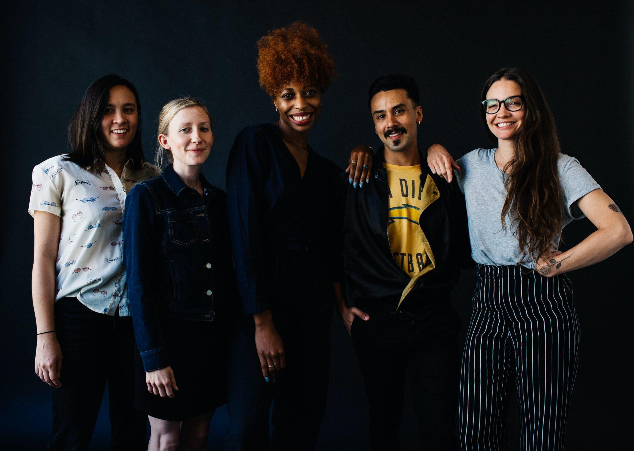 Vsco Voices team