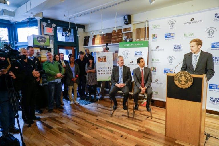 Kiva Louisville Celebrates Two Years